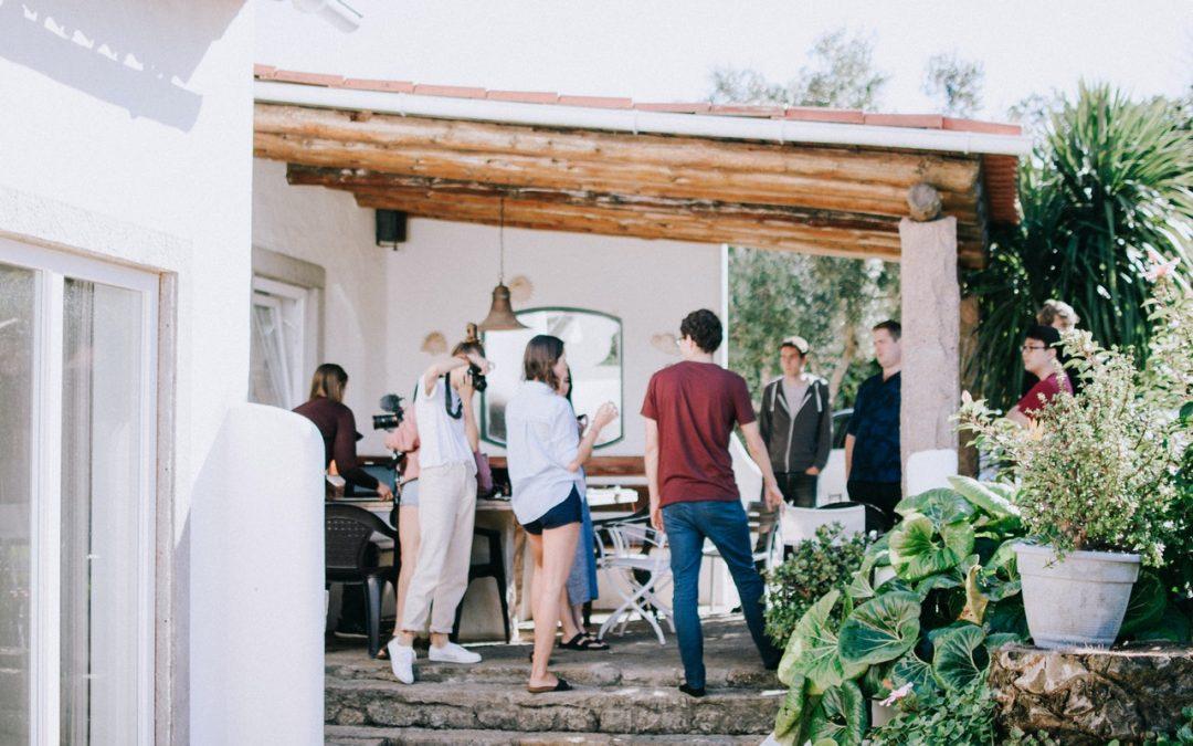 3 Spring Outdoor Entertaining Ideas