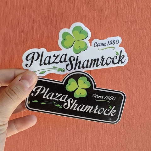 Weekend and Living Guide: Plaza Shamrock